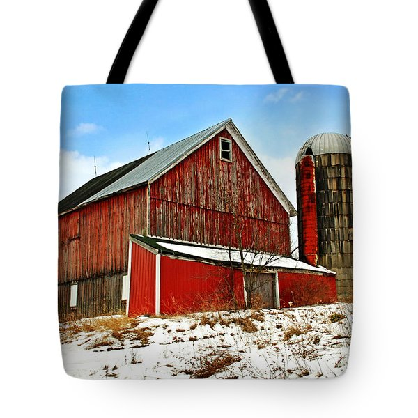 Posted No Trespassing Tote Bag by Christina Rollo