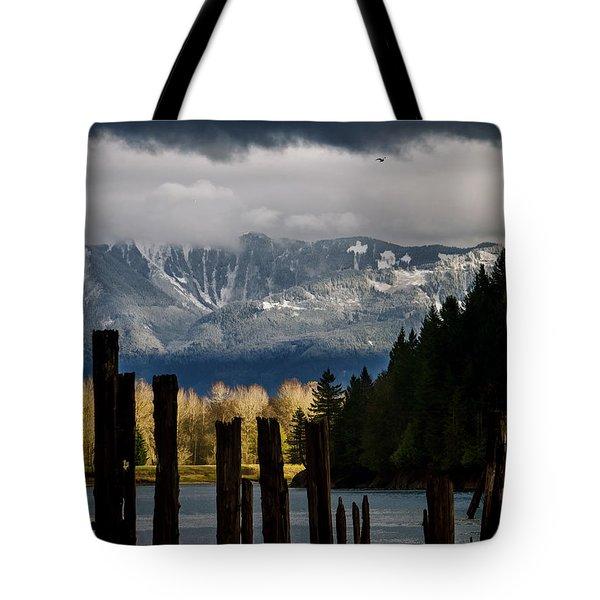Potential - Landscape Photography Tote Bag by Jordan Blackstone