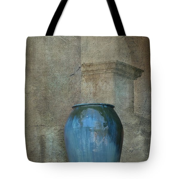 Pottery And Archways II Tote Bag by Sandra Bronstein