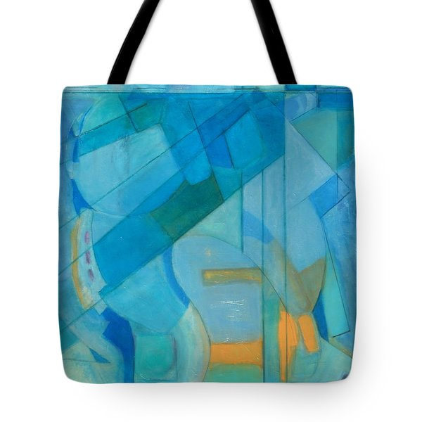 Power Grid Remastered Tote Bag by Danielle Nelisse