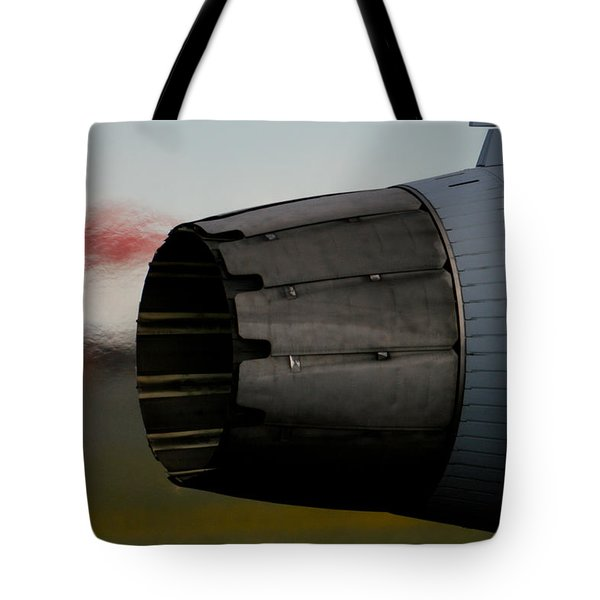 Power II Tote Bag by Paul Job