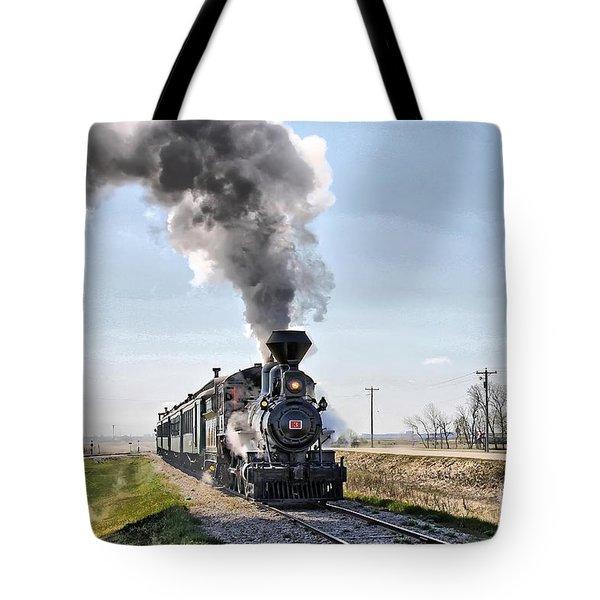 Prairie Dog Central Tote Bag by Vickie Emms