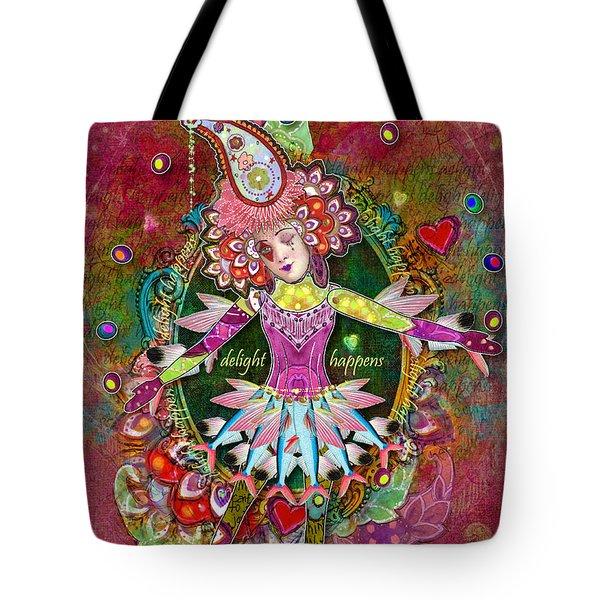 Pranceitude Tote Bag by Aimee Stewart