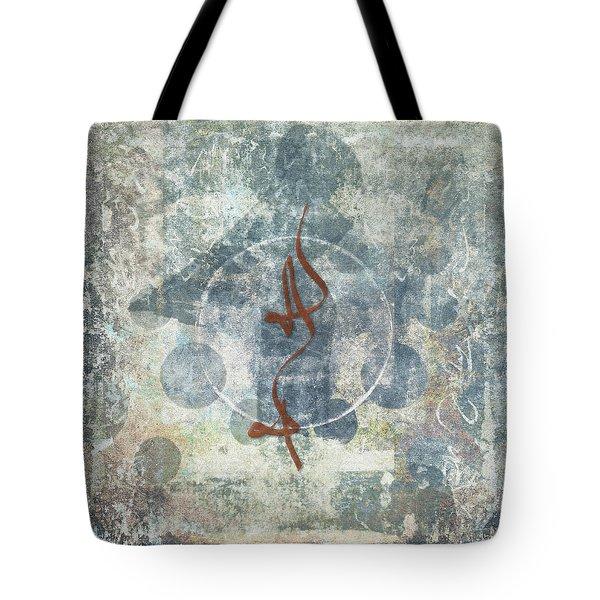 Prayer Flag 12 Tote Bag by Carol Leigh