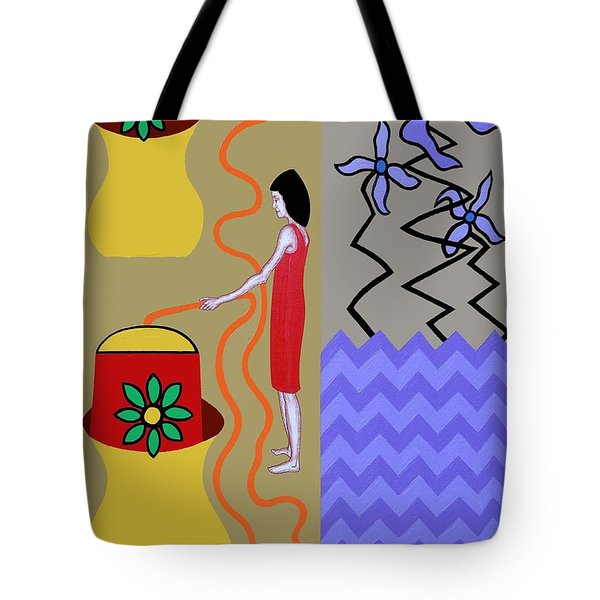Precious Water Tote Bag by Patrick J Murphy