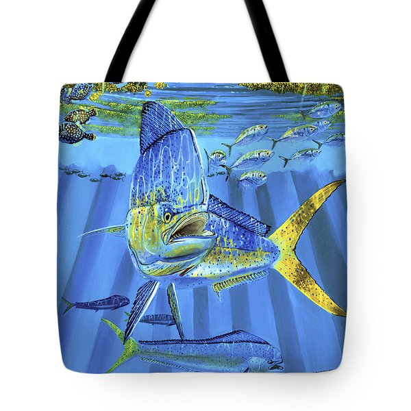 Predator Off0067 Tote Bag by Carey Chen