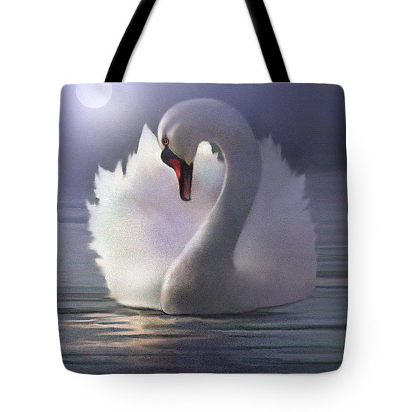 Preen Tote Bag by Robert Foster