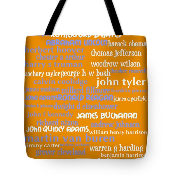 Presidents of The United States 20130625p168 Tote Bag by Wingsdomain Art and Photography