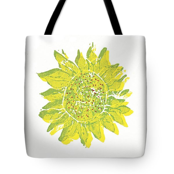 Pretty Sunflower  Tote Bag by Lynn-Marie Gildersleeve