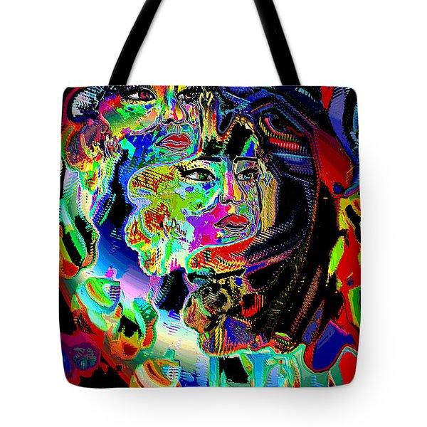 Prey Tote Bag by Natalie Holland