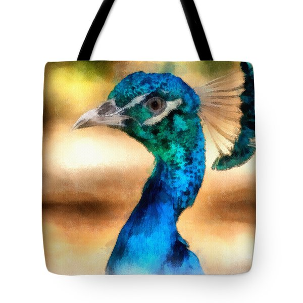 Pride Tote Bag by Ayse Deniz
