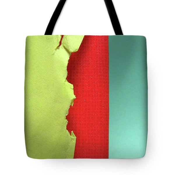 Primary Tote Bag by CML Brown