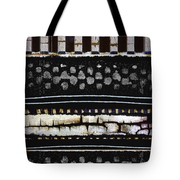 Primitive Tote Bag by Carol Leigh