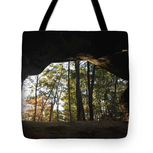 Princess Arch Starburst - D003133 Tote Bag by Daniel Dempster