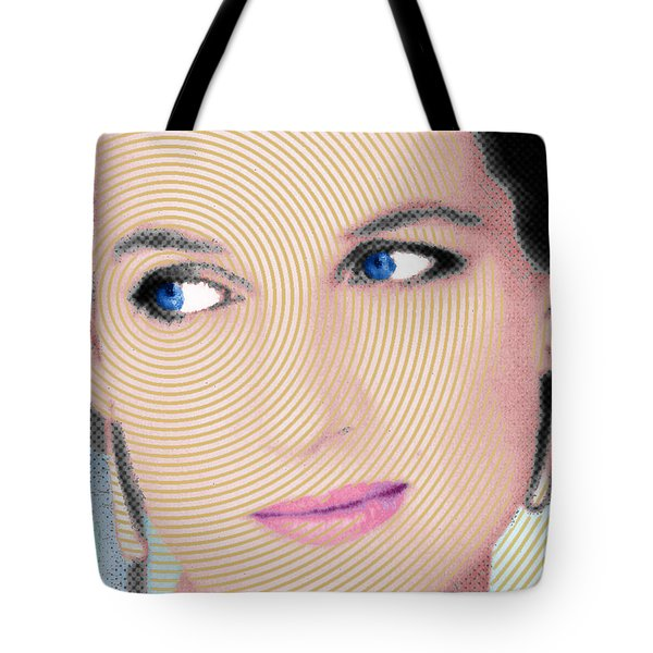 Princess Lady Diana Tote Bag by Tony Rubino
