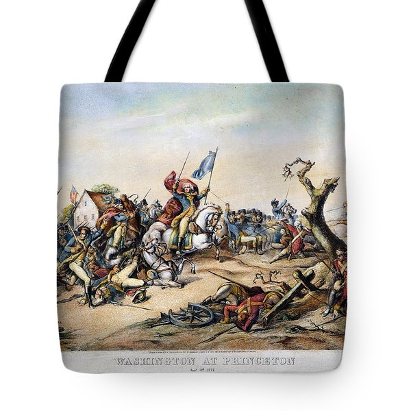 Princeton: Washington Tote Bag by Granger
