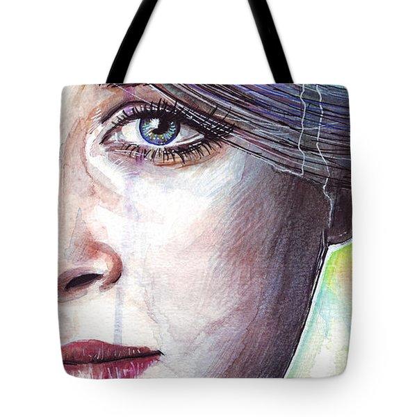 Prismatic Visions Tote Bag by Olga Shvartsur