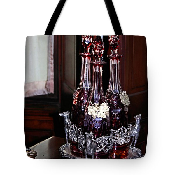 Private Stock Tote Bag by Kristin Elmquist