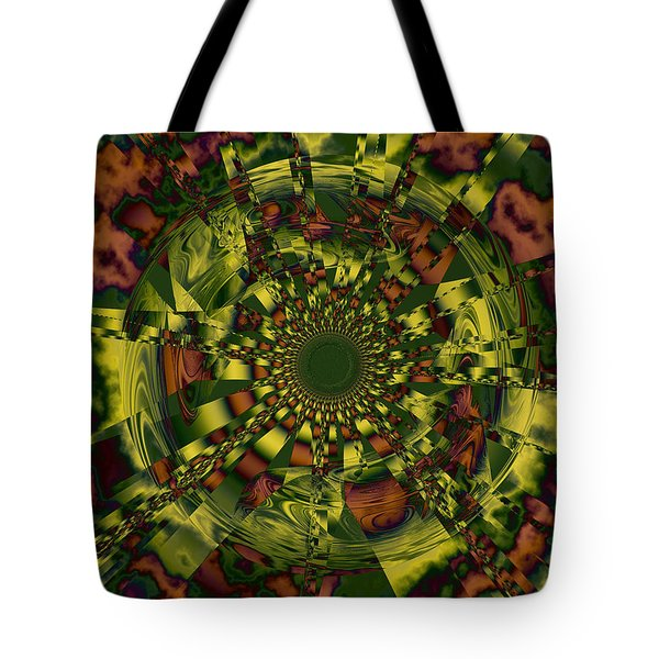 Process of Selective Memory Tote Bag by Elizabeth McTaggart