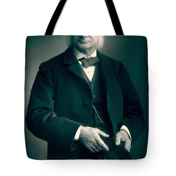 Professor Thomas H Huxley Tote Bag by Stanislaus Walery
