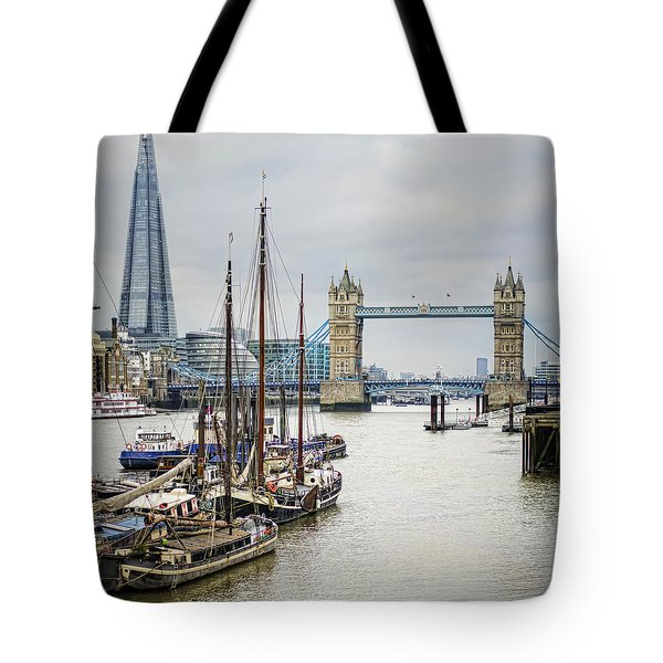 Progress Tote Bag by Heather Applegate