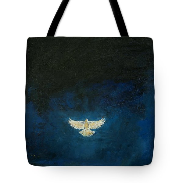 Promised Land Tote Bag by Michael Creese