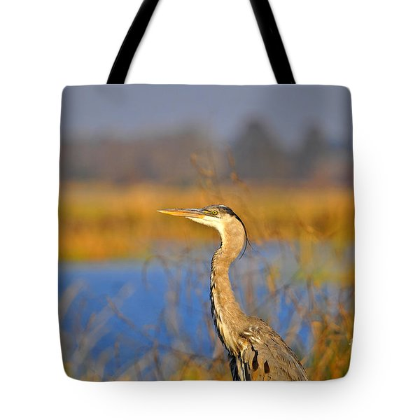 Proud Profile Tote Bag by Al Powell Photography USA