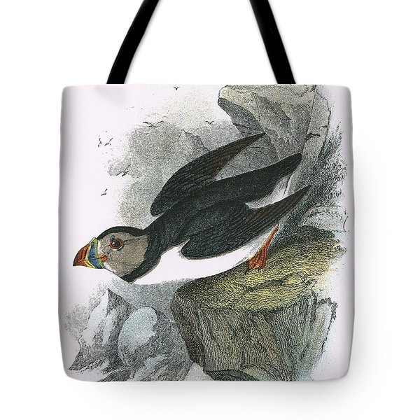 Puffin Tote Bag by English School