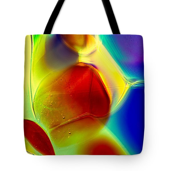 Puppy in Light Tote Bag by Omaste Witkowski