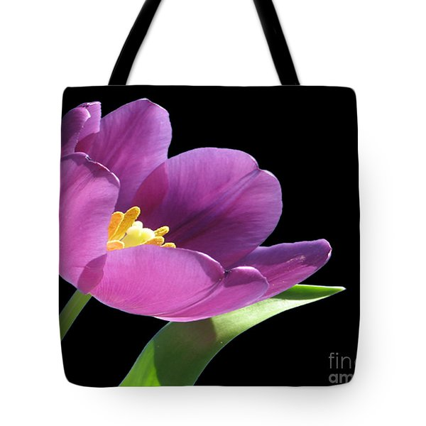 Pure Beauty Tote Bag by Cheryl Young