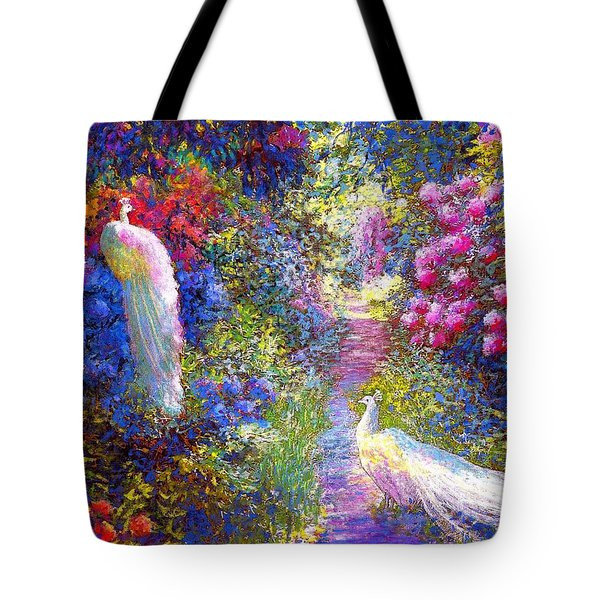 Pure Bliss Tote Bag by Jane Small
