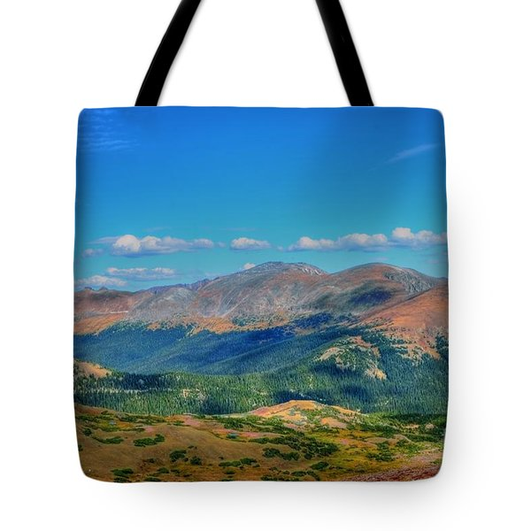 Pure Joy Tote Bag by Kathleen Struckle
