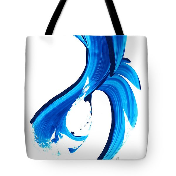 Pure Water 260 Tote Bag by Sharon Cummings