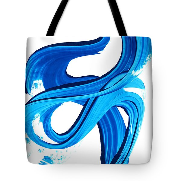 Pure Water 270 Tote Bag by Sharon Cummings
