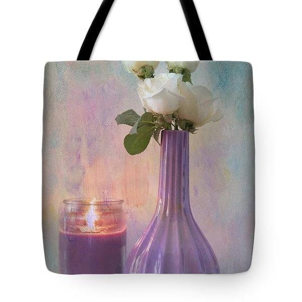 Purity Tote Bag by Betty LaRue
