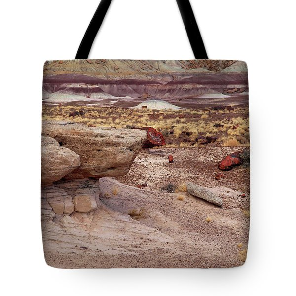 Purple Earth Tote Bag by James Peterson