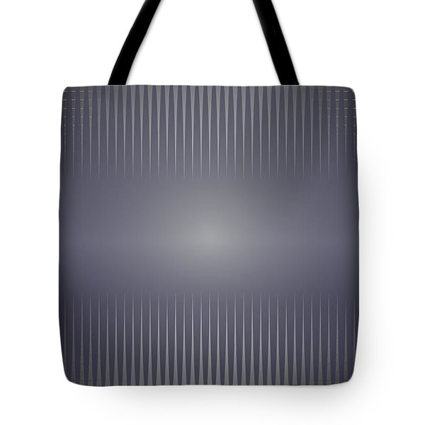 Purple Horizon Tote Bag by Kevin McLaughlin