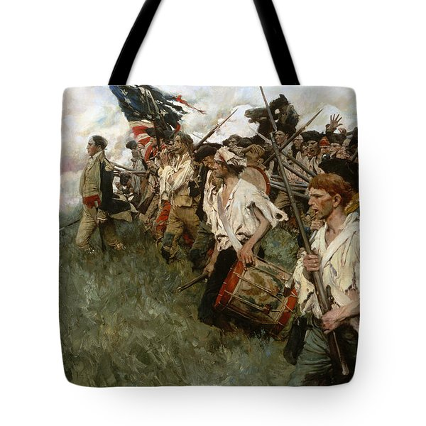 Pyle: Nation Makers, 1906 Tote Bag by Granger
