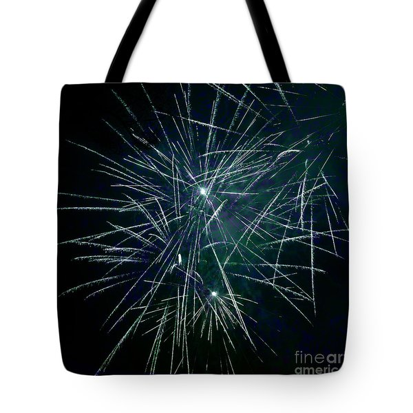 Pyrotechnic Delight Tote Bag by John Stephens