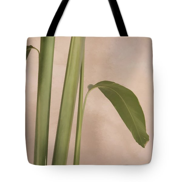 Quietly Tote Bag by Carol Leigh