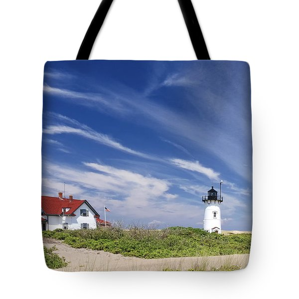Race point Light Tote Bag by Bill  Wakeley