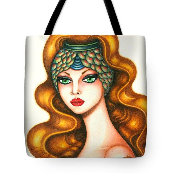 Radiant Tote Bag by Tara  Shalton