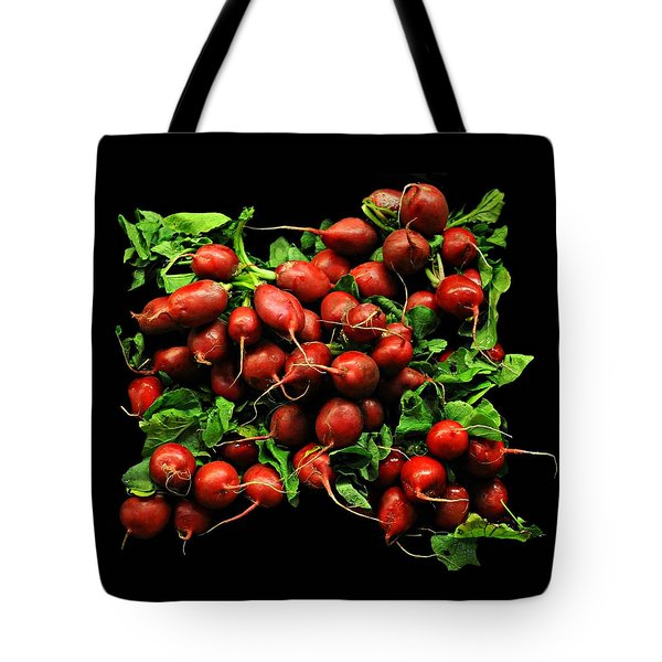 Radishes  Tote Bag by Diana Angstadt