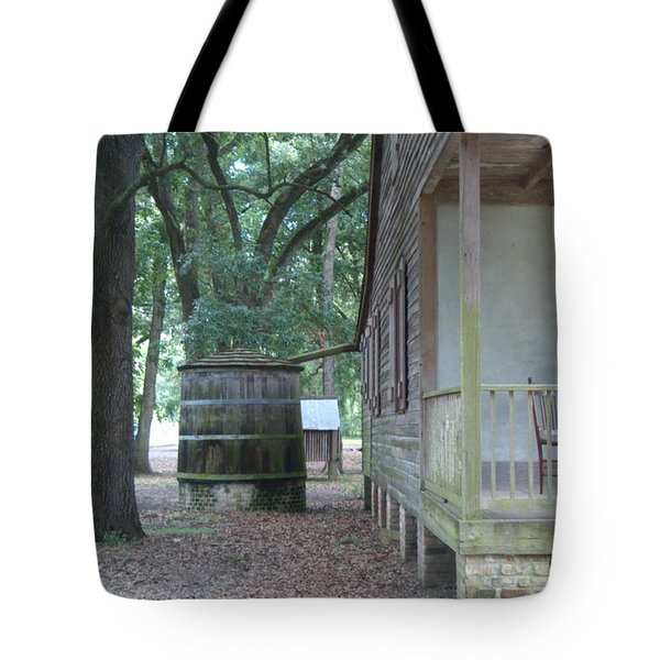 Rain Catcher Tote Bag by Jennifer Lavigne