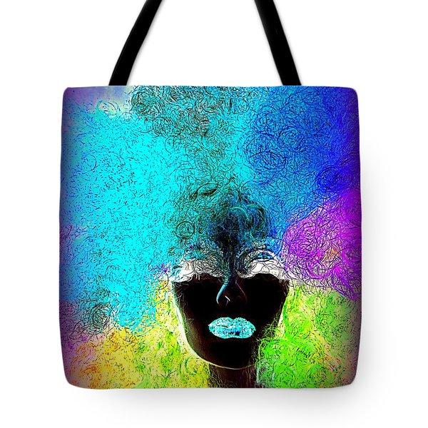 Rainbow Beauty Tote Bag by Ed Weidman