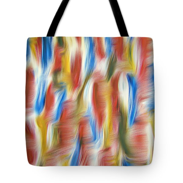 Rainbows Tote Bag by M and L Creations Craft Boutique