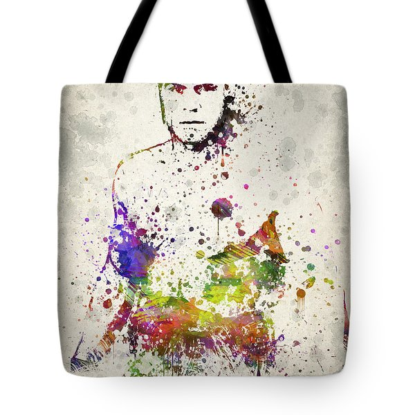Randy Couture Tote Bag by Aged Pixel