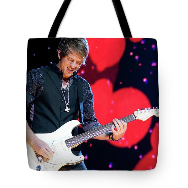 Rascal Flatts 5180 Tote Bag by Timothy Bischoff