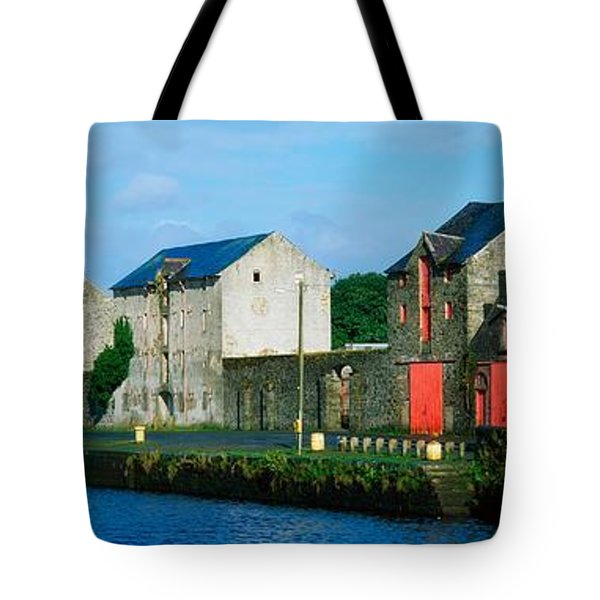 Rathmelton, Co Donegal, Ireland Tote Bag by The Irish Image Collection
