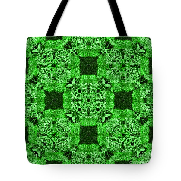 Rattlesnake Abstract 20130204p75 Tote Bag by Wingsdomain Art and Photography